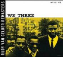 We Three - CD Audio di Roy Haynes,Paul Chambers,Phineas Newborn