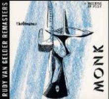Trio - CD Audio di Thelonious Monk