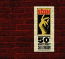 Stax 50th Anniversary Celebration (Digipack) - CD Audio