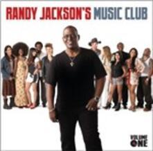 Randy Jackson's Music Club vol.1 - CD Audio di Randy Jackson