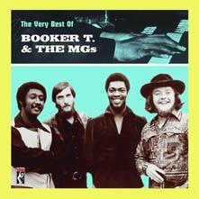 The Very Best of Booker T. & the MG's - CD Audio di Booker T,MG's