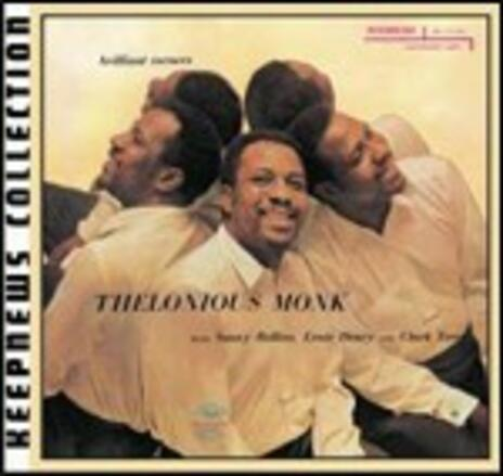 Brilliant Corners - CD Audio di Thelonious Monk