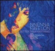 Better Than Anything - CD Audio di Nnenna Freelon
