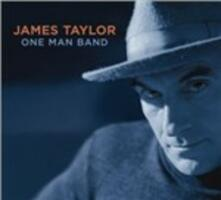 One Man Band - CD Audio + DVD di James Taylor