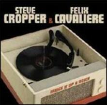 Nudge it Up a Notch - CD Audio di Steve Cropper,Felix Cavaliere