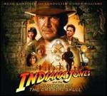 Cover CD Colonna sonora Indiana Jones e il regno del teschio di cristallo