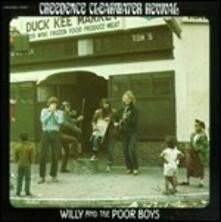Willy and the Poor Boys (Remastered Edition + Bonus Tracks) - CD Audio di Creedence Clearwater Revival
