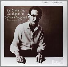 Sunday at the Village Vanguard - Vinile LP di Bill Evans