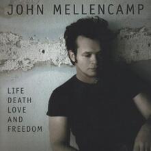 Life, Death, Love & - CD Audio di John Cougar Mellencamp