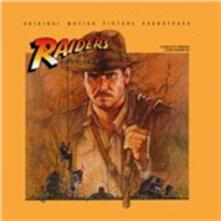 I Predatori Dell'arca Perduta (Colonna Sonora) - CD Audio di John Williams
