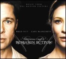 Il Curioso Caso di Benjamin Button (Colonna Sonora) - CD Audio di Alexandre Desplat
