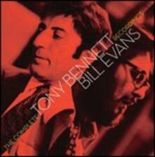 Complete Sessions - CD Audio di Tony Bennett,Bill Evans