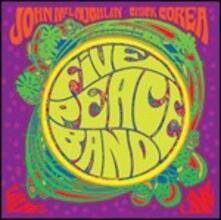 Five Piece Band - CD Audio di Chick Corea,John McLaughlin