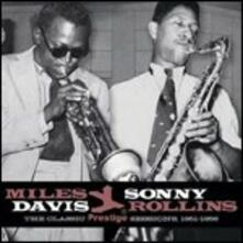 The Classic Prestige Sessions - CD Audio di Miles Davis,Sonny Rollins