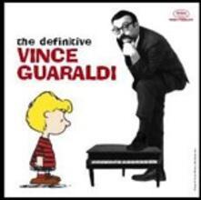 The Definitive Vince Guaraldi - CD Audio di Vince Guaraldi