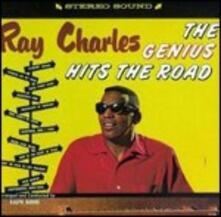 The Genius Hits the Road - CD Audio di Ray Charles