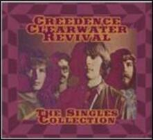 The Singles Collection - CD Audio + DVD di Creedence Clearwater Revival