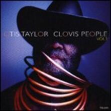 Clovis People vol.3 - CD Audio di Otis Taylor