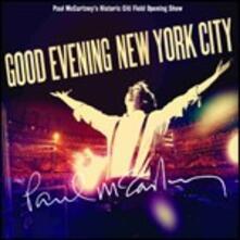 Good Evening New York City - CD Audio + DVD di Paul McCartney