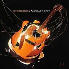 6 String Theory - CD Audio di Lee Ritenour