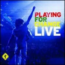 Playing for Change Live - CD Audio