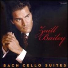 Suites per violoncello - CD Audio di Johann Sebastian Bach,Zuill Bailey