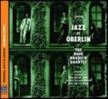 Jazz at Oberlin - CD Audio di Dave Brubeck