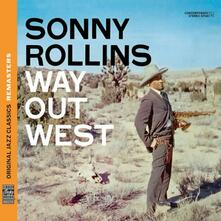 Way Out West - CD Audio di Sonny Rollins
