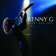 Heart & Soul - CD Audio di Kenny G