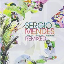 Bom Tempo (Remixes) - CD Audio di Sergio Mendes