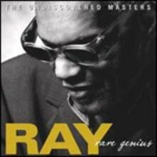 Rare Genius. The Undiscovered Masters - CD Audio di Ray Charles