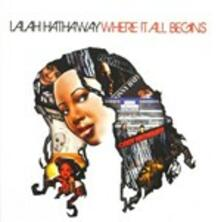 Where It All Begins - CD Audio di Lalah Hathaway