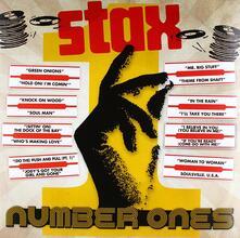 Stax Number Ones - Vinile LP