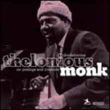The Definitive Thelonious Monk on Prestige and Riverside - CD Audio di Thelonious Monk