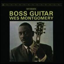 Boss Guitar - CD Audio di Wes Montgomery