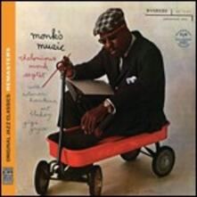 Monk's Music - CD Audio di Thelonious Monk