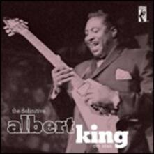 The Definitive Albert King - CD Audio di Albert King