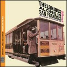 Thelonious Alone in San Francisco - CD Audio di Thelonious Monk