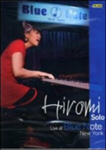 Hiromi. Solo. Live At the Blue Note New York - DVD