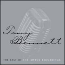 The Best of the Improv Recordings - CD Audio di Tony Bennett
