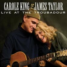Live at the Troubadour - CD Audio di Carole King,James Taylor