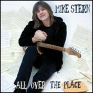 CD All Over the Place Mike Stern