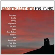 Smooth Jazz Hits for Lovers - CD Audio