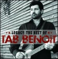 The Best of Tab Benoit - CD Audio di Tab Benoit