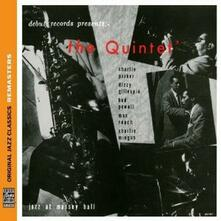Jazz at Massey Hall (Remastered Edition + Bonus Tracks) - CD Audio di Quintet