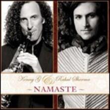 Namaste - CD Audio di Kenny G,Rahul Sharma