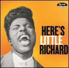 Here's Little Richard - CD Audio di Little Richard