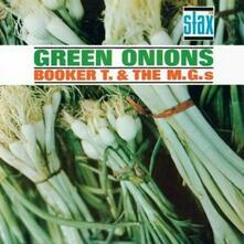 Green Onions (Remastered Edition) - CD Audio di Booker T,MG's