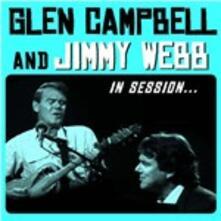 In Session - CD Audio + DVD di Glen Campbell,Jimmy Webb