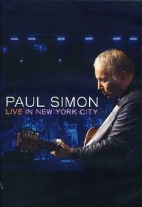 Paul Simon. Live in New York City - DVD